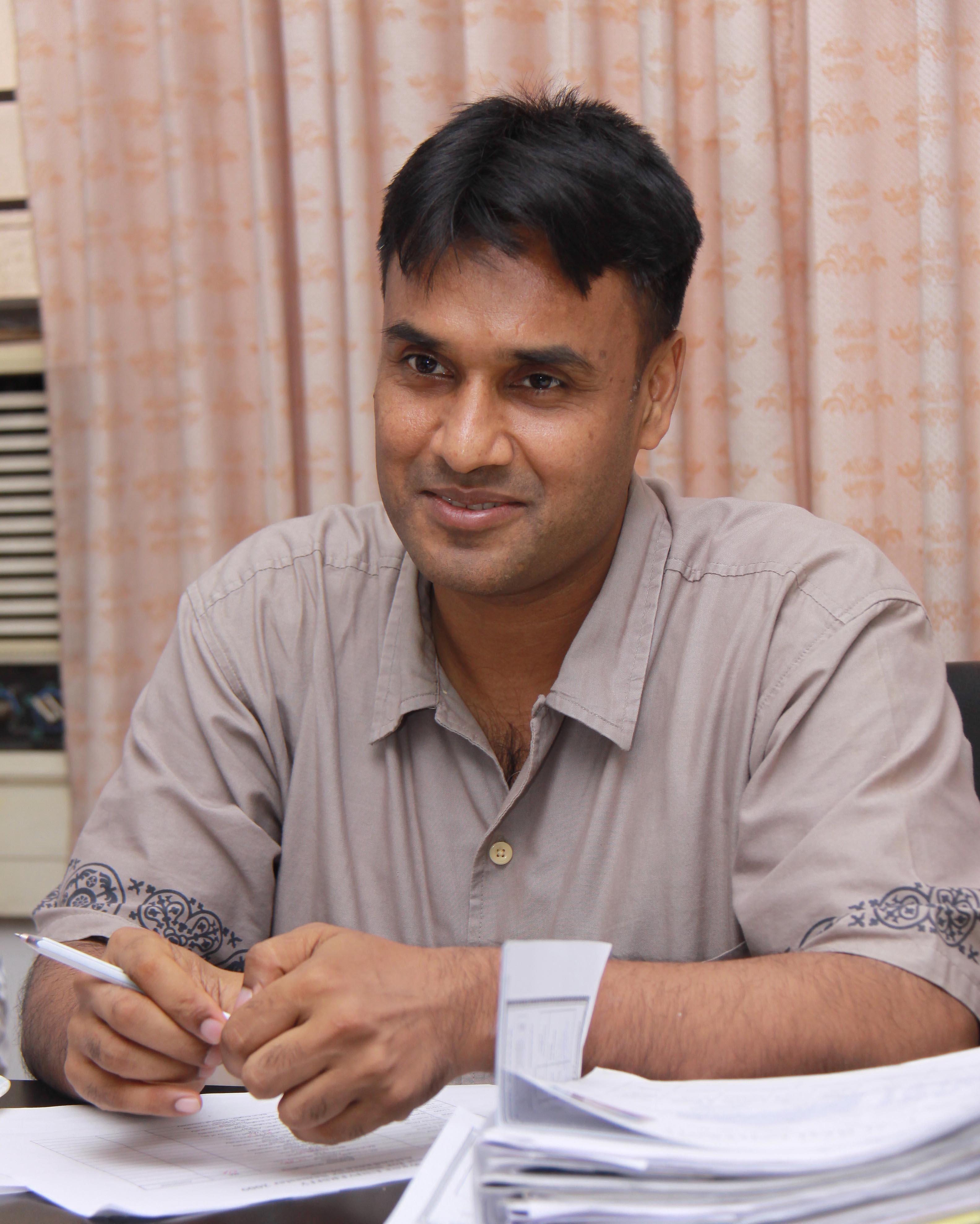 Dr. Muhammed Shahriar Haque