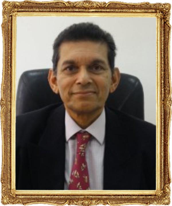 Dr. Khalilur Rahman