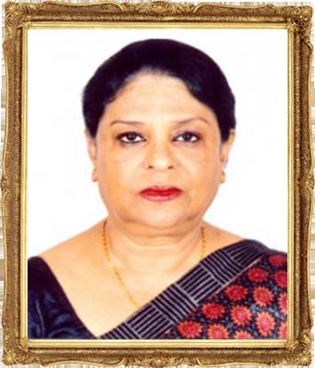 Mrs. Najma Ahmed