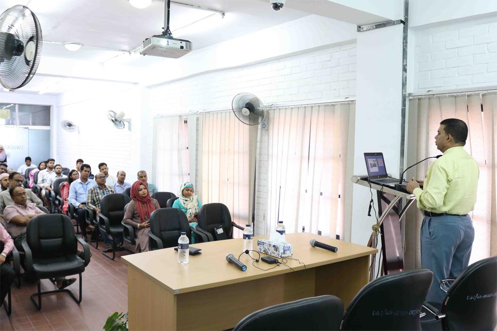 EWU-CRT Organizes a Training Workshop