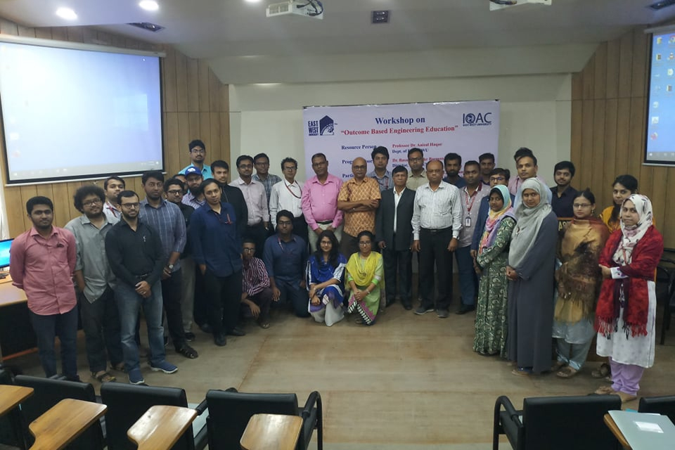 "Workshop on ""Outcome Based Engineering Education""..."
