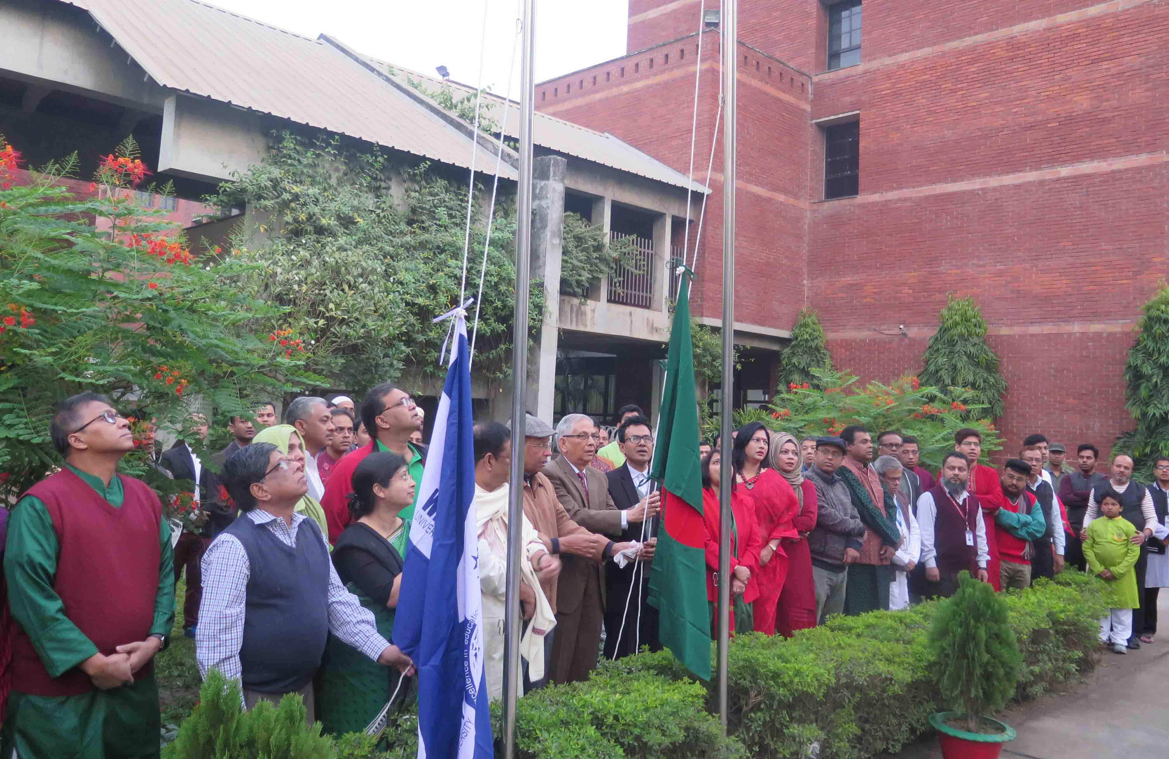 EWU Celebrates Victory Day