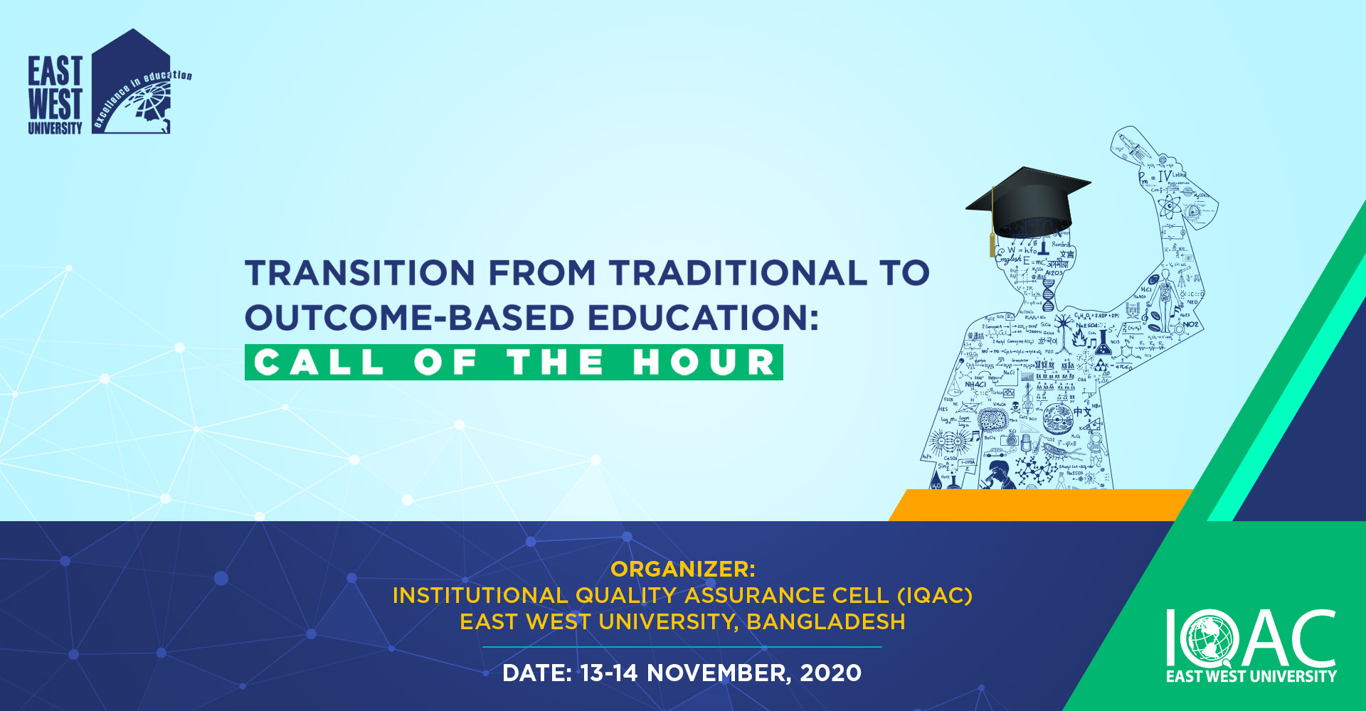 Symposium Transition From Traditional To Outcome-Based Education: Call of The Hour