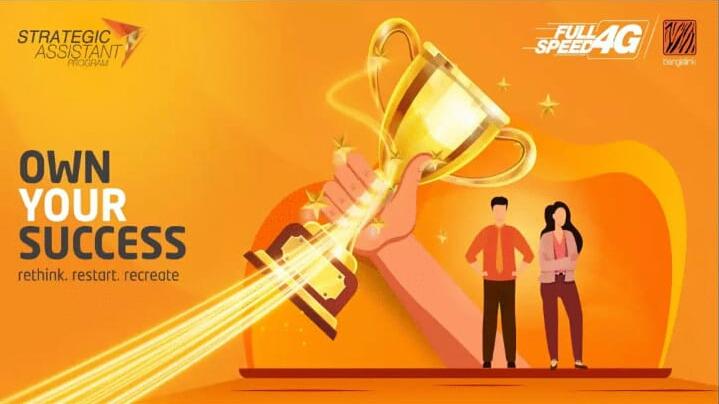 Banglalink Strategic Assistant Program: Conquer Yo...