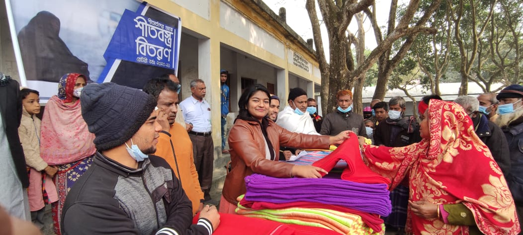 Winter Smile Fair and Cloth Distribution (2020-2021)