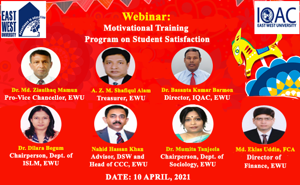 "A Webinar on ""Motivational Training Program on Stu..."